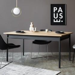 BOX ROZKŁADANY stół w stylu bauhaus, polski design
