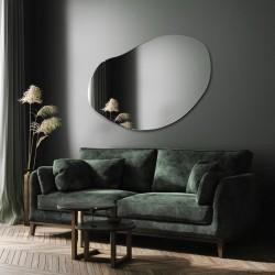 PLAMA NO.3 lustro o organicznym kształcie