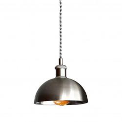 SKUMRING lampa wisząca ze stali, styl loftowy, polski design