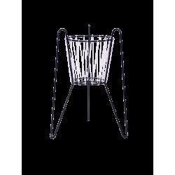 KAROL kwietnik stojący w stylu retro, polski design