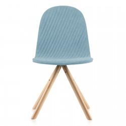 MANNEQUIN 01 naturalny, oryginalne krzesło, polski design