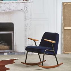 366 METAL BUJANY fotel Chierowskiego w stylu loftowym
