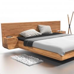 MUTOMBO łóżko z litego drewna, polski design