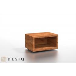 KEMP drewniana szafka nocna, polski design