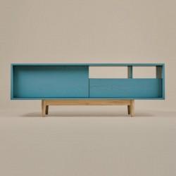 XOXO LOW komoda w stylu modernistycznym, polski design