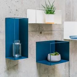 FUTU HANG minimalistyczna półka ścienna w stylu loftowym, polski design