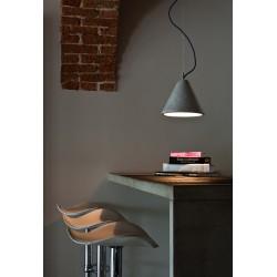 KOBE lampa betonowa styl loftowy