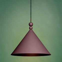 KONKO metalowa lampa w loftowym stylu