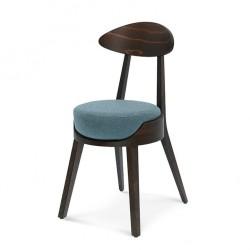 UMA drewniane krzesło w stylu modern