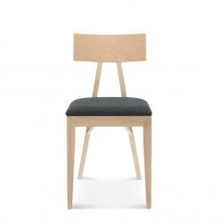 AKKA drewniane krzesło w nowoczesnym stylu