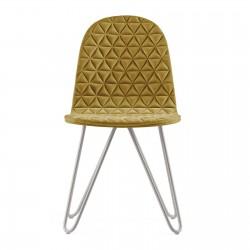 MANNEQUIN 03, designerskie krzesło pikowane, polski design