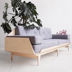NORSK.MAXI sofa ze sklejki w skandynawskim stylu