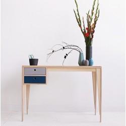RUNO.1 biurko ze sklejki w skandynawskim stylu