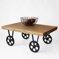 TOLIK 1 stolik w stylu loftowym, polski design