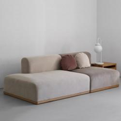 ALIKO moduł C04 designerska sofa modułowa, polski design