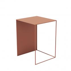 FUTU nowoczesny stolik kawowy w stylu industrialnym, polski design