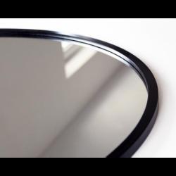 SCANDI okrągłe lustro w skandynawskim stylu