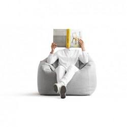 CUBO ZIP wygodna pufa fotel polski design