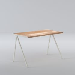 OSLO ELG minimalistyczne biurko w stylu skandynawskim