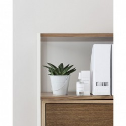 OSLO TRYGGE szafka z drewna w skandynawskim stylu