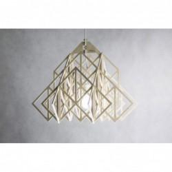 HIMMELI ażurowa lampa wisząca, polski design