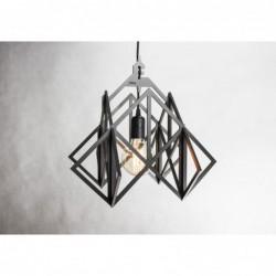 HIMMELI LAJT ażurowa lampa wisząca, polski design