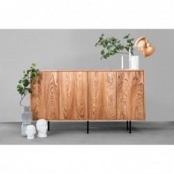 ELMA drewniana komoda w skandynawskim stylu