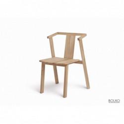 BOLKO krzesło drewniane polski design