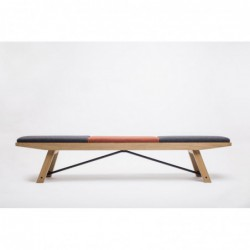 MESO drewniana ławka w skandynawskim stylu