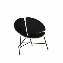 GINKA 3/3 TAPICEROWANA fotel w stylu vintage