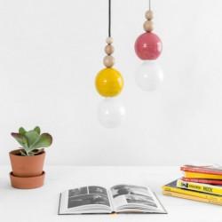 LOFT BALA KOLOR lampa wisząca styl loftowy
