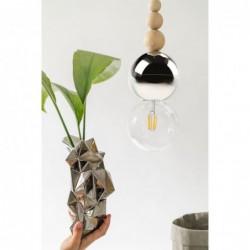 LOFT BALA CHROM lampa wisząca styl loftowy