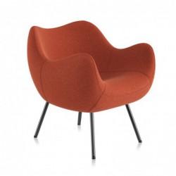 RM58 SOFT MEDLEY fotel tapicerowany proj. Romana Modzelewskiego polski design