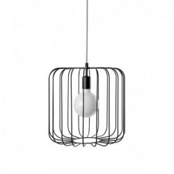 JAULA B metalowa lampa wisząca polski design