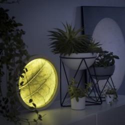 NATURA drewniana lampka do pokoju dziecięcego polski design