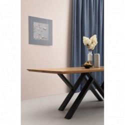 MR. W minimalistyczny stół styl industrialny