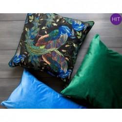 PEACOCK zielono-niebieski zestaw poduszek dekoracyjnych
