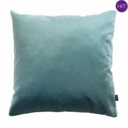 VELVET szaro-miętowy zestaw poduszek dekoracyjnych