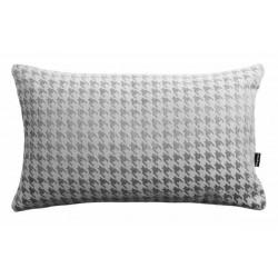 PEPITKA srebrno-czarno-szary zestaw poduszek dekoracyjnych