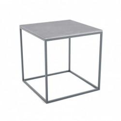 BRICK BETON minimalistyczny stolik kawowy styl loftowy