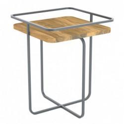 RADIUS III DREWNO stolik kawowy pomocnik styl industrialny