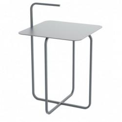 RADIUS IV STAL stolik kawowy pomocnik styl industrialny