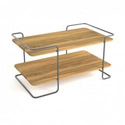 RADIUS V stolik kawowy pomocnik styl industrialny