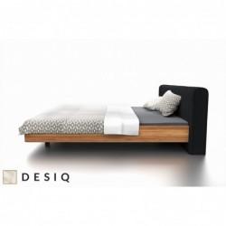 DAVIS łóżko z litego drewna polski design