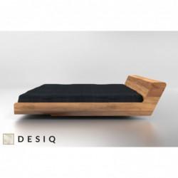 KOBE łóżko z litego drewna polski design