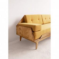 NORSK.MIDI sofa ze sklejki w skandynawskim stylu