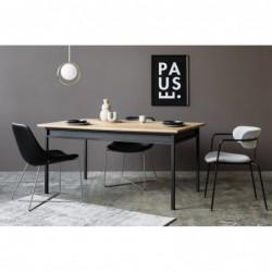 BOX ROZKŁADANY stół w stylu bauhaus polski design